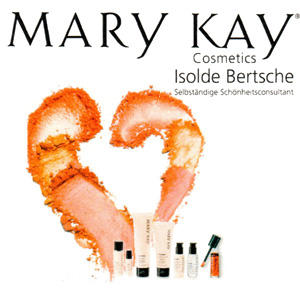 Mary Kay cosmetic Isolde Bertsche